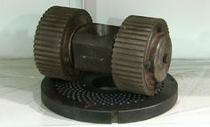 Homemade Rolling Mill | The roller rotating type homemade pellet mill machine can be called R ...