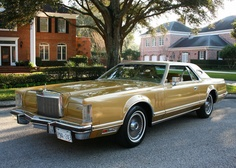 1977 Lincoln Mark V Coupe