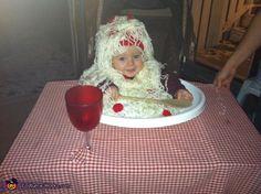 Spaghetti and Meatballs - 2012 Halloween Costume Contest