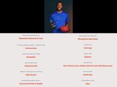 #TeamHeadTrainer Athlete Richard Sherman Fun Facts