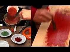 DIY : Faire sa peinture homemade - Simple & sain - Lula et Cetera