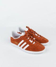 ADIDAS Gazelle OG Sneaker fox red