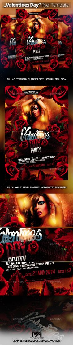 Artist Dj Flyer  Template Psd  Flyers Flyer Template And Artists