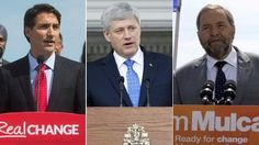 Liberal Leader Justin Trudeau and NDP Leader Tom Mulcair, have so far, not unveiled any new platforms during the campaign while Conservative Leader Stephen Harper has released four new campaign policies.