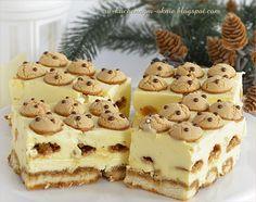 ciasto adwokat bez pieczenia Cake Recipes, Dessert Recipes, Sweets Cake, Polish Recipes, Food For Thought, Ale, Sweet Tooth, Cheesecake, Deserts