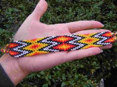 Photo of #74330 by Teszugi - friendship-bracelets.net