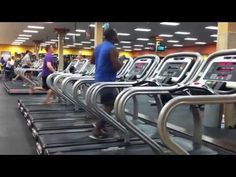 Treadmill Dance (Treadmill Insanity)