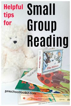 Plan quality small group story times with these helpful tips. Lay the groundwork for an ongoing love of books and reading with engaging small group reading experiences. #prekteacher #preschoolactivities Daily Activities, Preschool Activities, Small Group Reading, Early Childhood Education, Story Time, Small Groups, Helpful Tips, Teaching Resources, Kindergarten