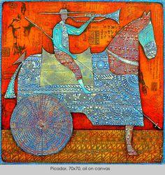 Wlad Safronow   etiquetas artists without label max 5000 germany painting ukraine