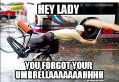 You forgot your umbrella funny meme pic best humor website…