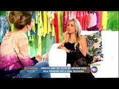 Exclusivo: Mãe do filho de Neymar fala pela primeira vez a um programa de TV