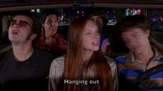 People dancing in the car listening to music. Guy Friends, Friends In Love, My Best Friend, Chill Quotes, Strict Parents, Getting To Know Someone, World Quotes, People Dancing, That 70s Show
