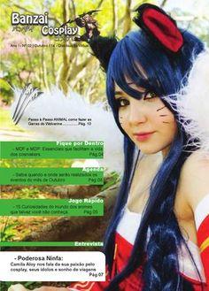 Banzai Cosplay Edição 02  Entrevista com Camila Aloy / Faça Você Mesmo: Garras do Wolverine