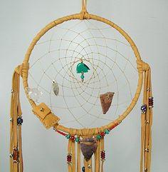 Native American Apache Indian Dreamcatcher