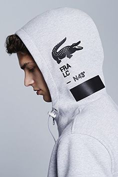 Lacoste Men's Half Zip Yachting Pullover With Croc Logo. Sport Fashion, Mens Fashion, Fashion Outfits, Street Fashion, Jungkook Airport Fashion, Streetwear, Der Gentleman, Looks Style, Apparel Design