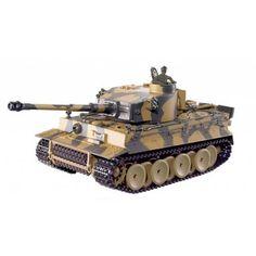 Kup Zdalnie Sterowany Czołg German Tiger RTR 1:24 - zbudowany w skali 1:14 i potrafi strzelać. Prezentowany czołg został wykonany z wysokiej jakości tworzyw sztucznych z dbałością o najdrobniejsze szczegóły.   Chcesz wiedzieć więcej? Zobacz opis, dane techniczne, komentarze oraz film Video. Nie ma jeszcze komentarzy, to czemu nie zostawisz swojego:)  #tiger #german #model #modele #czołgi #czołg #rc #zdalnie #sterowane #sterowany #pilota
