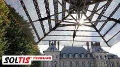 #Giglio Evolution Umbrella to grand palace and architect #soltis #multivalvola www.gardenart.it
