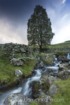Tongue Ghyll (Lake District, England) by Damian Kane on 500px