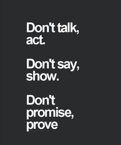 Don't Promise-Life Quotes
