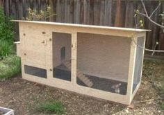 Hen house, can order plans fairly cheap, think I can do this from the picture