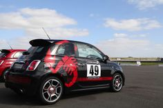 Make It Your Race 2013 presented by Abarth – The UK Semi-Final. It was more like 'race factor' than 'x factor' with the UK Make It Your Race semi-finals held at Rockingham Motor Speedway over the weekend…