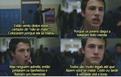 13 reasons why quotes 13 Reasons Why Frases, 13 Reasons Why Memes, Thirteen Reasons Why, My Heart Hurts, It Hurts, Why Quotes, Feeling Lonely, Sad Girl, Bad Timing