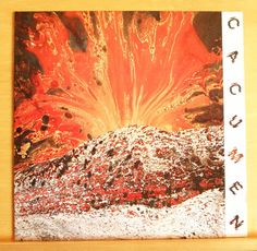 CACUMEN Same Vinyl LP BONFIRE Berlin Girls Magic Spell Riding away On the Rocks