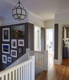 PROJECTS — PPD Upstairs Hallway, Entry Hall, Home Art, Interior Architecture, Cribs, Sweet Home, Bed, Projects, Staircases