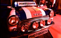 Mini Car Photbooth, the perfect addition for your James Bond Themed Event. For more information please contact KruTalent on 0207 610 7120.