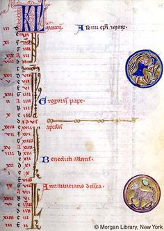 Book of Hours, MS M.92 fol. 16r - Images from Medieval and Renaissance Manuscripts - The Morgan Library & Museum