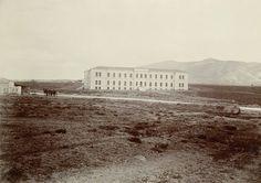 Αναστάσιος Κούπας. Η Σχολή της Χωροφυλακής στου Γουδή, περίπου 1915. ©  Νεοελληνική Ιστορική Συλλογή Κωνσταντίνου Τρίπου – Φωτογραφικό Αρχείο Μουσείου Μπενάκη