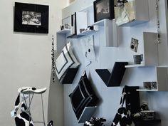 KONNEX 3teiliges Regalsystem #arshabitandi #living #wohnen #regal #shelf  #skandnavisch | WOHNEN | Inspirationen | Pinterest | Shelves