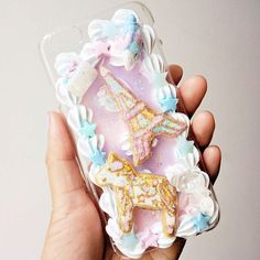 Anyone want to claim this one piece 6s case?  #dalahäst #cabochon #decoden #charms #polymerclay #gummybear #pony #eiffeltower #whimsical #パステル #miniatures #sweetlolita #magicalgirl #フード #pastel #スイーツデコ #unicorn #sweetsdeco #キャンディ#kawaii #rainbow #clayart #foodart #sugarcookies #アイシングクッキー #クッキー #sugarcookie #かわいい #frenchfood #ccfeatureplease