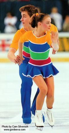 1987 ♥  Katia & Sergei