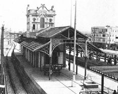 Marechal Hermes, estação, flicker, antolog