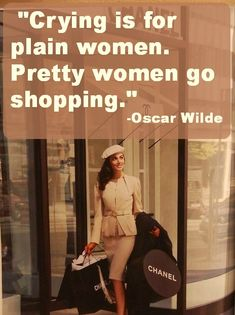 Oscar Wild Quotes http://www.facebook.com/classy.woman222