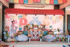 Deevo's Coco themed Birthday