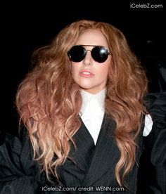 Lady Gaga Departs Fashion Media Awards  For More Pic. http://www.icelebz.com/events/lady_gaga_departs_fashion_media_awards/