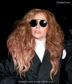Lady Gaga Departs Fashion Media Awards  For More Pic. http://www.icelebz.com/events/lady_gaga_departs_fashion_media_awards/