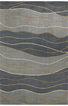 Kas Oriental Signature Waves Seaside Rug