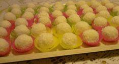 Rafaelo kuglice - PROČITAJTE Sweets, Desserts, Tailgate Desserts, Deserts, Goodies, Dessert, Postres, Candy, Treats