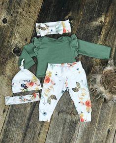 Nouveau-né Bébé Fille Ange combinaison sarouel Sunsuit Tenues Vêtements US