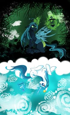 "Queen Chrysalis. ""Reflection"" by artist-apprentice587 on deviantART."