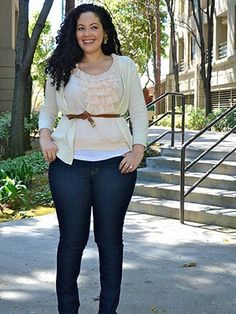 42 plus-size outfits we love