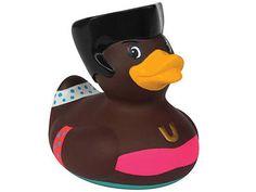 Deluxe Disco Queen Bud Designer Duck by Design Room - New BNIB