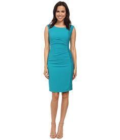 Calvin Klein Calvin Klein  Sheath w Lace Side Panel Womens Dress for 75.99 at Im in! #sale #fashion #I'mIn