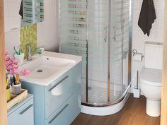 #Baños #pequeños:  trucos para sacar el máximo partido a los baños mini.