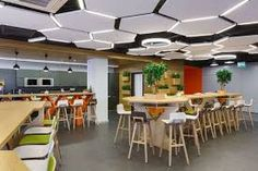 Image result for staff canteen design