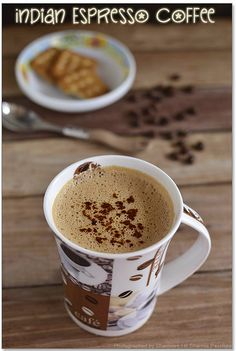 Indian Espresso Coffee | How to make espresso coffee at home by vsharmilee, via Flickr