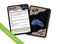 Xia: Legends of a Drift System – Sellsword